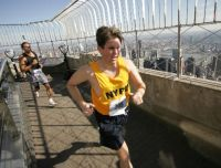 Empire State Building Run