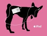 iPod hond
