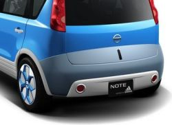 Nissan Note Adidas