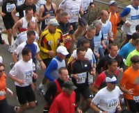 Rotterdam Marathon 2005